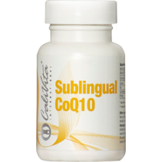 Calivita - Sublingual Q10 with Lemon flavor