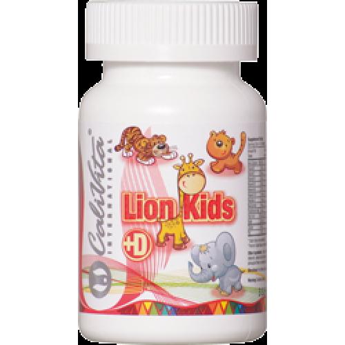 CaliVita - Lion Kids Punch plus vitamin D