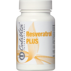 CaliVita - Resveratrol PLUS 60 капсули