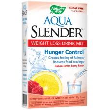 Аква Слендър горски плод и лимон – напитка за контрол на теглото 38 mg 7g