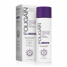 FOLIGAIN®  Стимулиращ балсам  за оредяла  коса за жени с 2% Trioxidil®  (8oz) 236ml