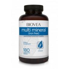 MULTI MINERAL 180 Tablets - имуностимулатор - срок на годност 30.10.2020