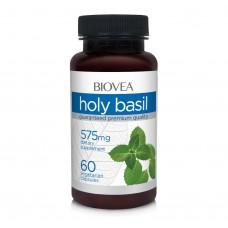 HOLY BASIL 575 mg 60 Capsules - мощен антиоксидант