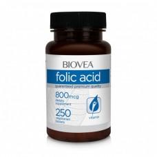 FOLIC ACID (Vitamin B9)800mcg 250 Tablets - грижа за бременните