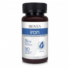 IRON 18mg 90 Capsules - срещу анемия - срок на годност - 30.05.2020