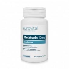 MELATONIN 10 mg 60 таблетки - срещу безсъние