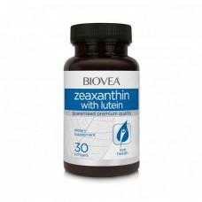 ZEAXANTHIN with LUTEIN 30 Softgels - за здравето на очите