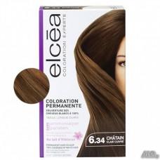 Безамонячна боя за коса 6.34 Blond Dore 140 мл - Elcea