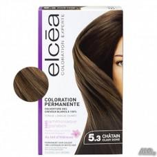 Безамонячна боя за коса 5.3 Chatain Clair Dore 140 мл - Elcea
