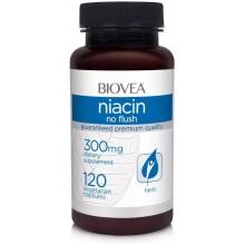Хранителна добавка NIACIN (Vitamin B3)300mg 120 caps