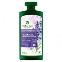 Herbal Care Душ-пяна за тяло с лавандула и ванилово масло 500мл