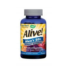 Алайв – желирани мултивитамини за мъже 50 плюс 94 mg