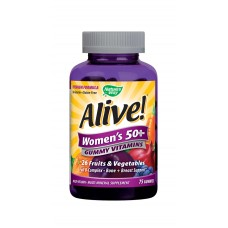 Алайв – желирани мултивитамини за жени 50 плюс 131 mg