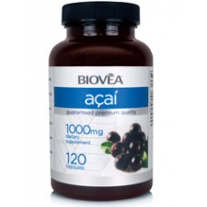 ACAI BERRY 1000mg - мощен антиоксидант, отслабване, комплексен ефект