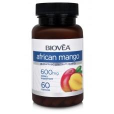 AFRICAN MANGO 600mg 60 Capsules - за отслабване