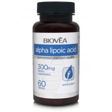 ALPHA LIPOIC ACID 300mg - мощен антиоксидант