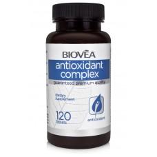 ANTIOXIDANT COMPLEX 120 Tablets - против стареене, антиоксидант