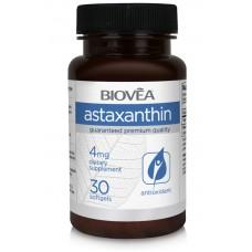 ASTAXANTHIN 4mg 30 Softgels - антиоксидант, засилва имунитета