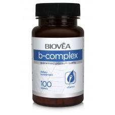 B-COMPLEX 450mg 100 Tablets - за нервната система
