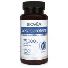 BETA CAROTENE (Vitamin A)25,000 IU 100 Capsules - против стареенe