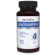 GLUCOSAMINE 500mg 90 Capsules - заздравява ставите и хрущяла