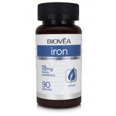 IRON 18mg 90 Capsules - срещу анемия