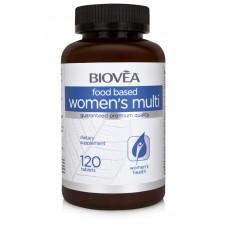 WOMEN'S MULTI (FOOD BASED) 120 Tablets - специално за жени