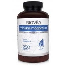 CALCIUM 1000mg MAGNESIUM 500mg 250 Capsules - за здрави кости