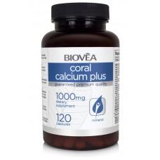CORAL CALCIUM PLUS 1000mg 120 Capsules - за здрави кости и зъби
