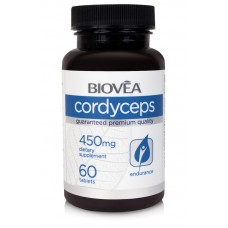 CORDYCEPS 450mg 60 Tablets - имуномодулатор