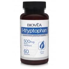 L-TRYPTOPHAN 500mg 60 Capsules - намалява стреса