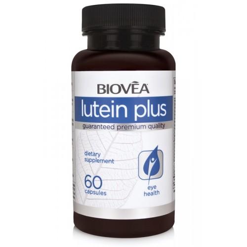 LUTEIN PLUS 500mg 60 Capsules - за здравето на очите
