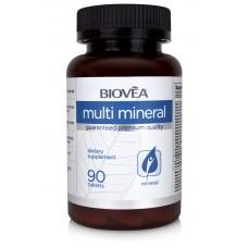 MULTI MINERAL 180 Tablets - цялостна подкрепа на организма