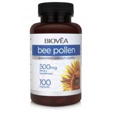 BEE POLLEN 500mg 100 Capsules - за имунната система