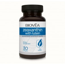 ZEAXANTHIN with LUTEIN 30 Softgels - за здравето на очите