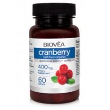 CRANBERRY (Органична) 400mg 60 таблетки - поддържа пикочните пътища