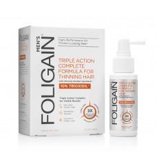 FOLIGAIN® Възстановяваща терапия за оредяла и слаба коса - 10% Trioxidil® (2oz) 59 ml