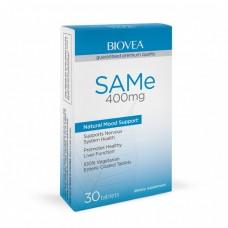 SAMe 400mg 30 Enteric Coated Tablets - при депресии, стрес, хронична умора