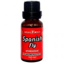 Възбуждащи капки  Испанска муха, афродизиак за мъже и жени 20ml