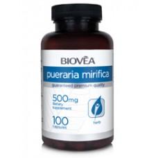 PUERARIA MIRIFICA 500mg 100 капсули - грижа за жената