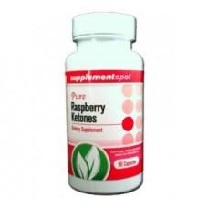 Raspberry Ketones 100 mg 60 капсули - увеличават изгарянето на мзнини, подтскат апетита