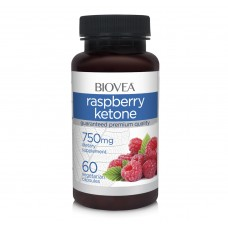 RASPBERRY KETONE 750 mg 60 Capsules - антиоксидант, за отслабване
