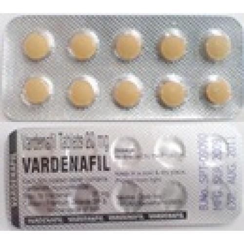 VARDENAFIL 20mg (ГЕНЕРИК НА ЛЕВИТРА / LEVITRA) 1 таблетка