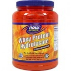 NOW Sports - Whey Hydrolysate Creamy Chocolate - 907 g
