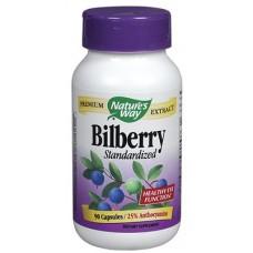Черна Боровинка и Бъз - за антиоксидантна защита на очите 200 mg