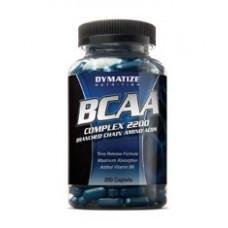 Лесно усвояеми аминокиселини Dymatize BCAA Complex2200 200caps