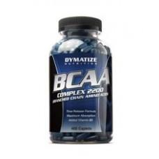 Лесно усвояеми аминокиселини Dymatize BCAA Complex2200 400caps