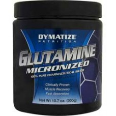 Подкрепя мускулната тъкан Dymatize Glutamine 300 гр