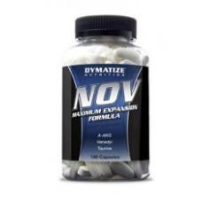 Азотен оксид с ванадил и таурин Dymatize NOV 180 капсули