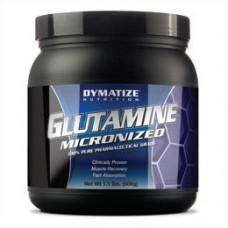 Подкрепя мускулната тъкан Dymatize Glutamine 500 гр